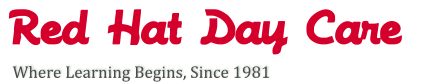 Red Hat Day Care Center - Logo